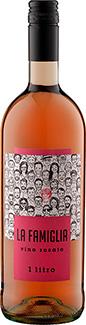 "Vino Rosato ""La Famiglia"" - 1 Liter"