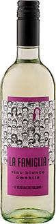 """Vino Bianco amabile """"La Famiglia"""""""
