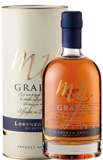 My Grappa Affinata in Barrique Selection