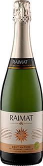 Cava Raïmat Chardonnay - Xarello Brut Nature D.O.