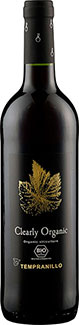 Clearly Organic Tempranillo VdT - Bio, vegan -