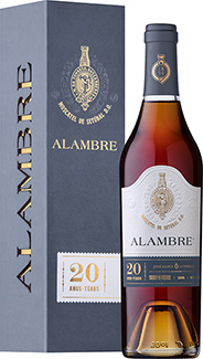 Moscatel de Setúbal 'Alambre 20 Years' DOC