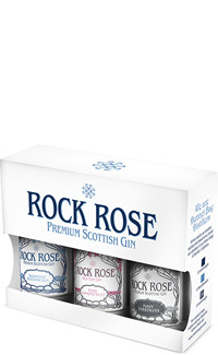 Rock Rose Miniatur Triple Gift Pack