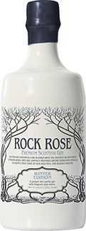 Rock Rose Gin Winter Season Edition
