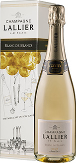 Blanc de Blanc Grand Cru - in Geschenkkartonage -