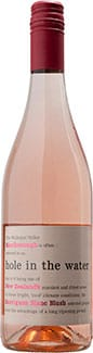 hole in the water Blush Sauvignon