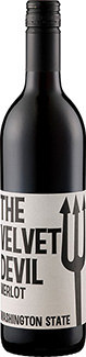 Charles Smith Wines The Velvet Devil Merlot