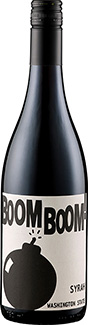 Charles Smith Wines Boom Boom! Syrah