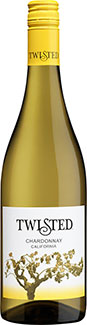 Delicato Family Wineyards Twisted Chardonnay NV