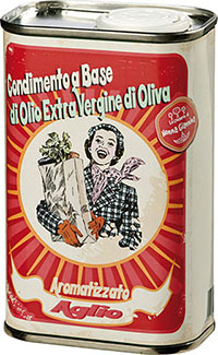 Olio Extra Vergine di Oliva all'Aglio