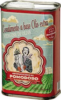 Olio Extra Vergine di Oliva al Pomodoro
