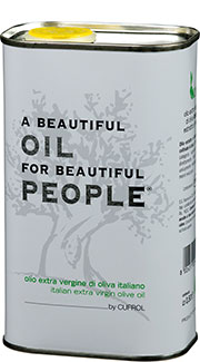 Olio Extra Vergine di Oliva 'Beautiful Oil for...'