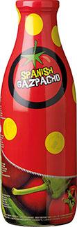 Gazpacho Estilo Casero