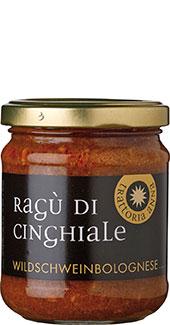 Ragù di Cinghiale (Wildschweinbolognese)