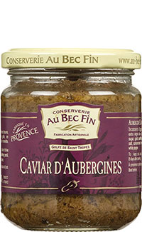 Caviar d'Aubergines - Auberginenkaviar