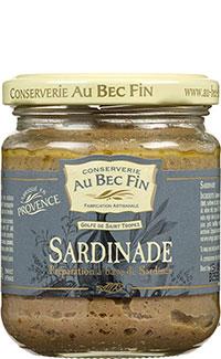 Sardinade - Sardinenpaste