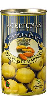Aceitunas Rellenas de Almendra