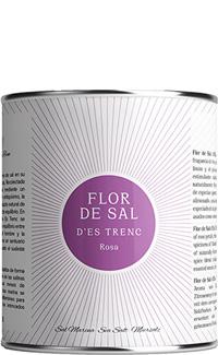 Flor de Sal de Rosa  - Bio -