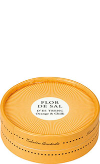 Flor de Sal Orange & Chili - Bio -