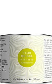 Flor de Sal Mediterranea - Bio -