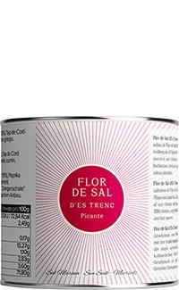 Flor de Sal Picante -Bio-