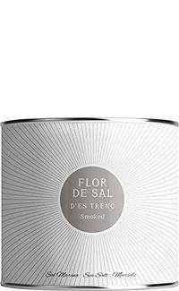 Flor de Sal Smoked -Bio-
