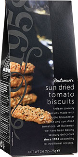 Sun Dried Tomato Biscuits