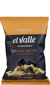Patatas Fritas Black Truffle