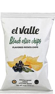 Patatas Fritas Black Olive