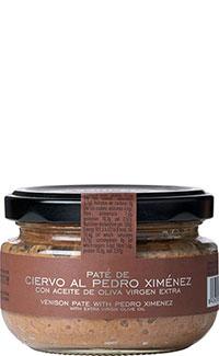 Paté de Ciervo al Pedro Ximénez