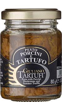 Pesto Porcini e Tartufo