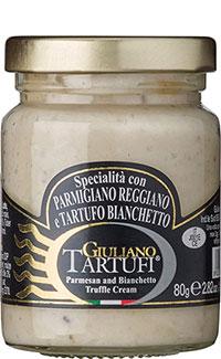 Specialità con Parmigiano Reggiano e Tartufo