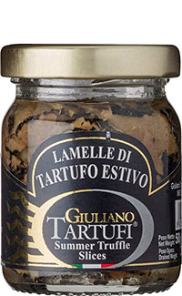 Lamelle di Tartufo Estivo