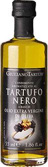 Condimento Olio extra vergine al Tartufo Nero
