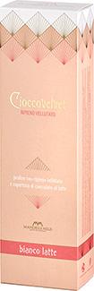 Cioccovelvet bianco latte