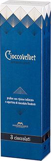 Cioccovelvet 3 cioccolati