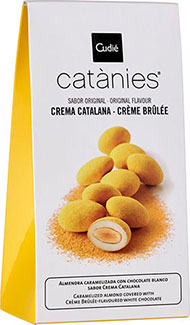 Catànies Crema Catalana