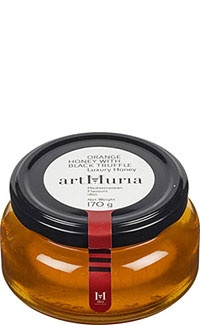 Luxury Honey 'Orange Honey with Black Truffle'