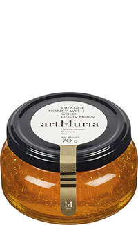 Luxury Honey 'Orange Honey with Gold'