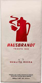Caffé Hausbrandt 'Rosso' 1000g