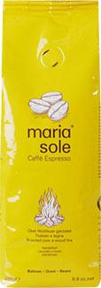 MariaSole Espresso (ganze Bohnen)