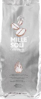 MilleSoli Crema (ganze Bohnen)