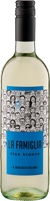 "Vino Bianco ""La Famiglia"""
