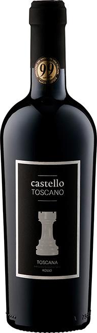 "Rosso Toscano ""Castello Toscano"" IGT"