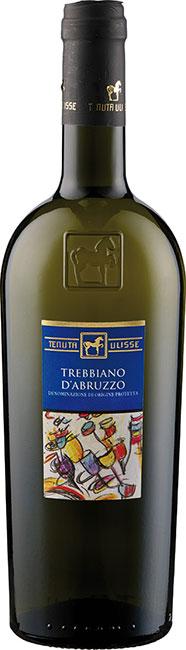 ULISSE Trebbiano d'Abruzzo DOP