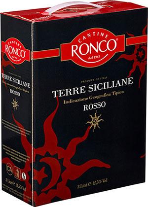 Terre Siciliane Rosso IGT