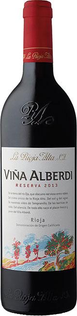 Viña Alberdi Reserva DOCa