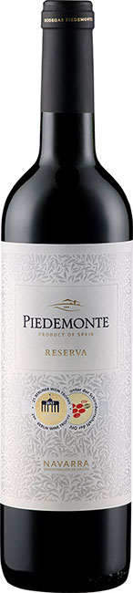 Piedemonte Reserva DO
