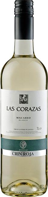 Las Corazas Macabeo Blanco VdT