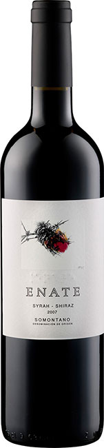 Enate Syrah-Shiraz DO